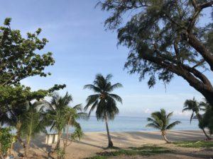 プーケット ダイビング カロンビーチ