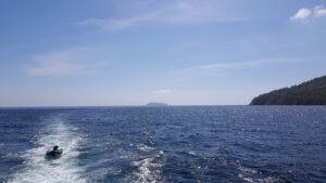 プーケットでダイビング 今日の海
