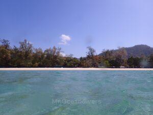 プーケットでダイビング カタビーチ