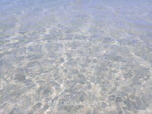 カタビーチでダイビング