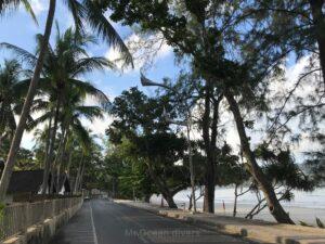 プーケットのカタビーチ