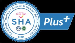 SHA Plus ロゴ